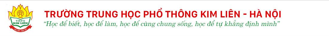 Kim Liên - trường THPT công lập quận Đống Đa, Hà Nội (Ảnh: website nhà trường)