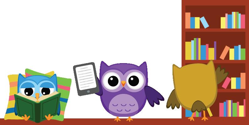 Giúp trẻ tìm sách trên mạng dễ dàng hơn với 9 website sau (Ảnh: www.whooosreading.org)