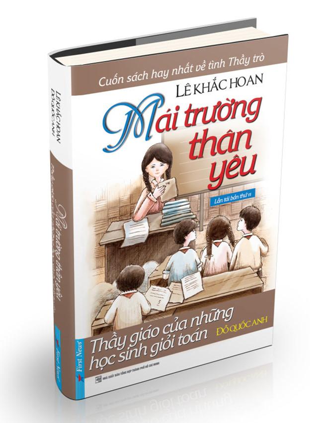 Quà tặng 20/11: Những cuốn sách đẹp về Thầy Cô (Ảnh: Zing News)