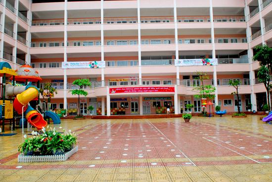 Trường tiểu học Thăng Long Kidsmart