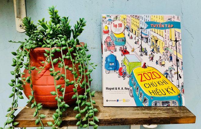 Những cuốn sách hài hước giúp trẻ cười vui