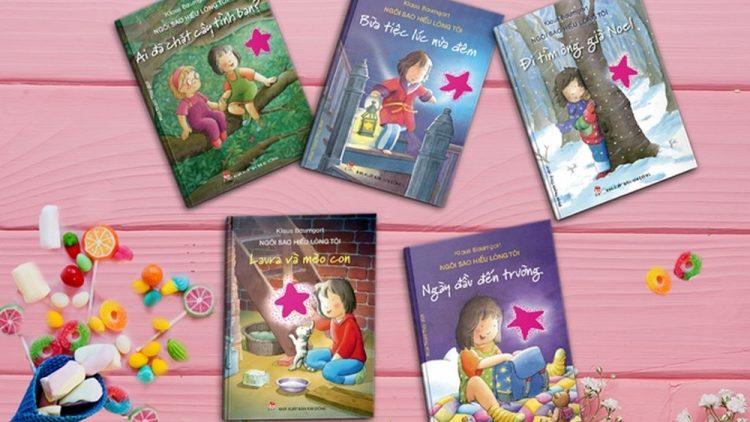 Gợi ý sách hay năm học mới cho bé mầm non và tiểu học (P2)