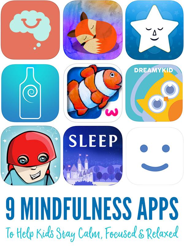 Dạy trẻ chánh niệm: 9 ứng dụng giúp trẻ thư giãn, tập trung (Ảnh: Childhood101)