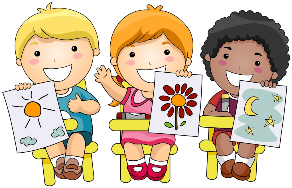 """10 ý tưởng """"Show and Tell"""" để dạy trẻ thuyết trình (Ảnh: kathleenhalme)"""
