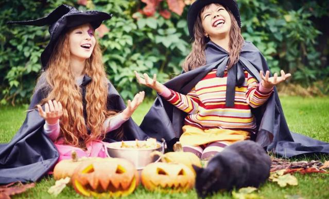 Tổng hợp trang web để tải miễn phí trò chơi, hoạt động Halloween
