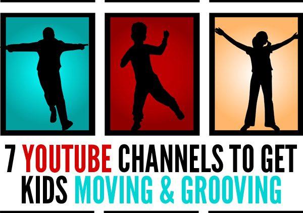 7 kênh YouTube hay giúp trẻ vận động, xả hơi