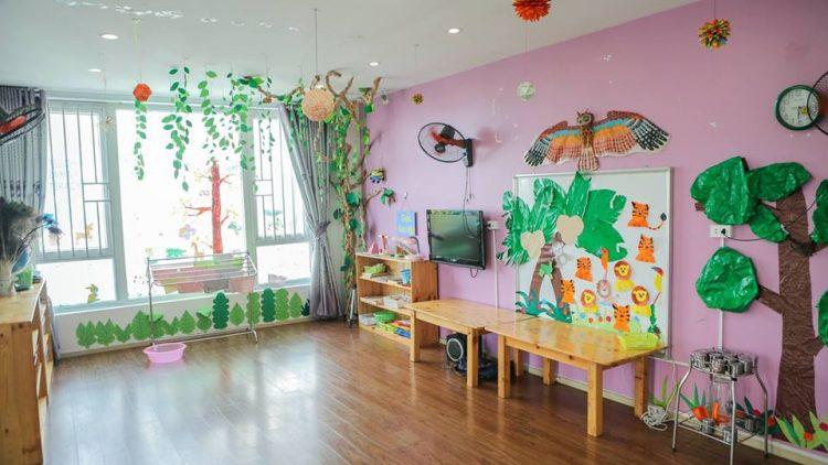 Trường mầm non GreenKids (Hà Đông, Hà Nội)