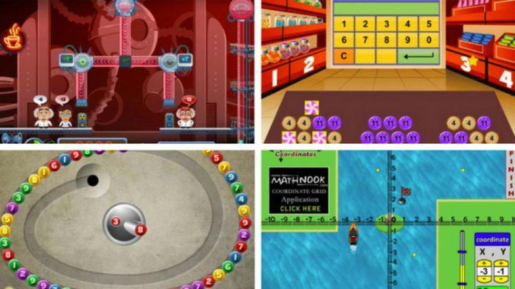 Trò chơi toán học tương tác online tốt nhất cho trẻ