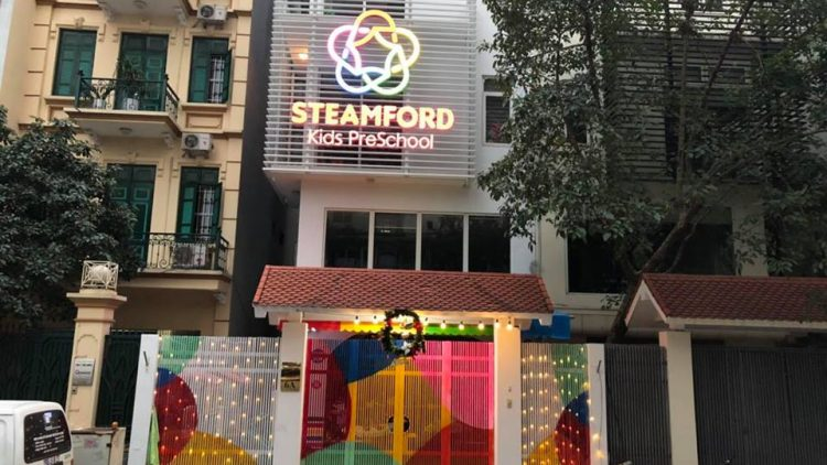 Mầm non Steamford Kids (Thanh Xuân, Hà Nội)