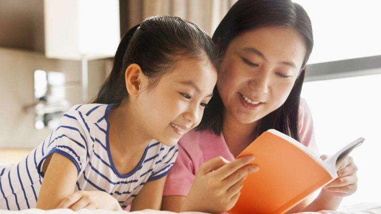 25 hoạt động giúp bé 0-11 tuổi đọc sách thật vui (P3)