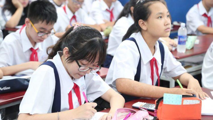 Chọn trường cấp 2: Tổng hợp ý kiến thầy cô, phụ huynh