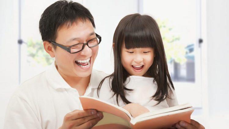 5 điều phụ huynh nên biết về đọc sách cho con