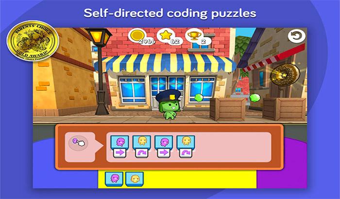 Ứng dụng lập trình trên iPhone, iPad dành cho trẻ