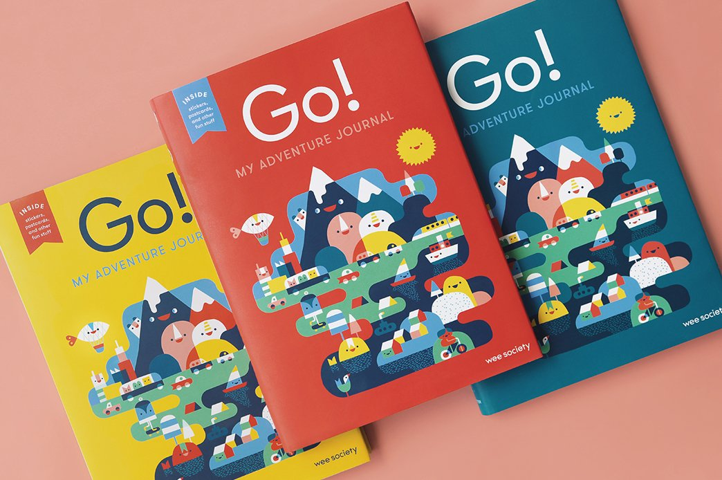 Đọc sách hè: 7 cuốn sách cho trẻ trên những chuyến đi