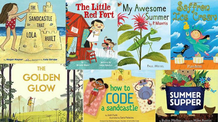 17 cuốn sách về mùa hè cho bé mầm non và Tiểu học