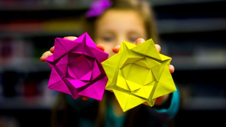 10 dự án Origami cho trẻ nhỏ thử sức dịp hè này