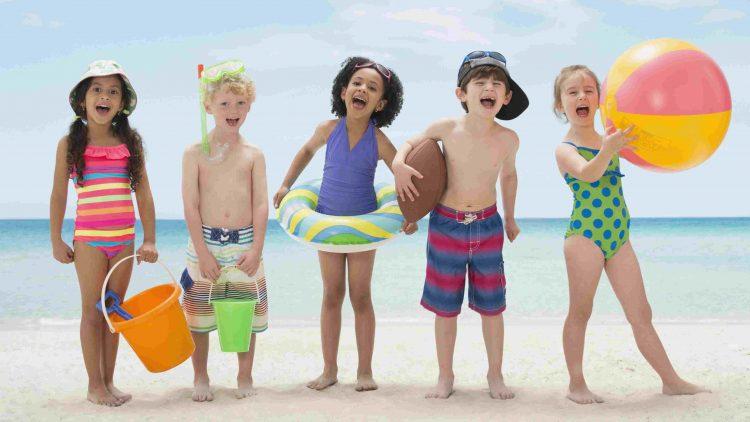 Gợi ý hoạt động, trò chơi bãi biển mùa hè