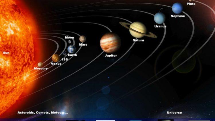 5 ứng dụng tuyệt vời để trẻ tìm hiểu về vũ trụ