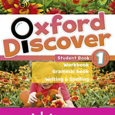 Khóa Oxford Discover 1