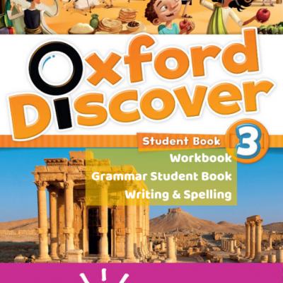 Khóa Oxford Discover 3