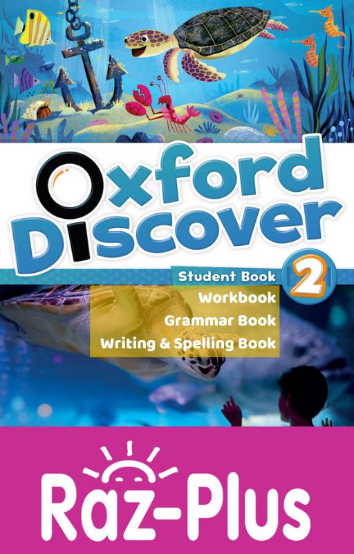 Khóa Oxford Discover 2