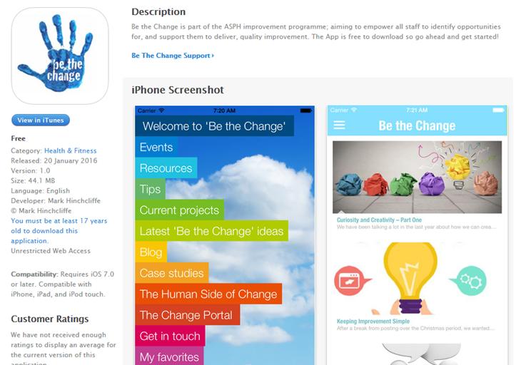 8 ứng dụng khuyến khích tư duy mở của trẻ (Ảnh: Be the Change)