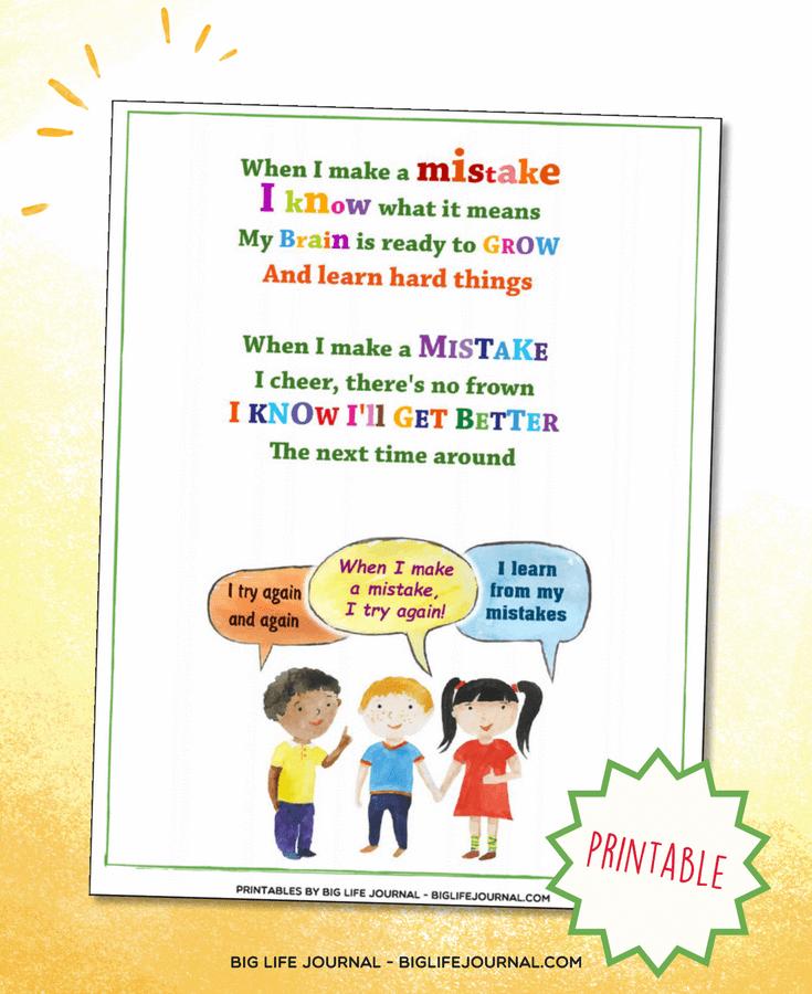 Bộ tài liệu hướng dẫn cách dạy trẻ tư duy mở: Tuần 4 (Ảnh: Big Life Journal)
