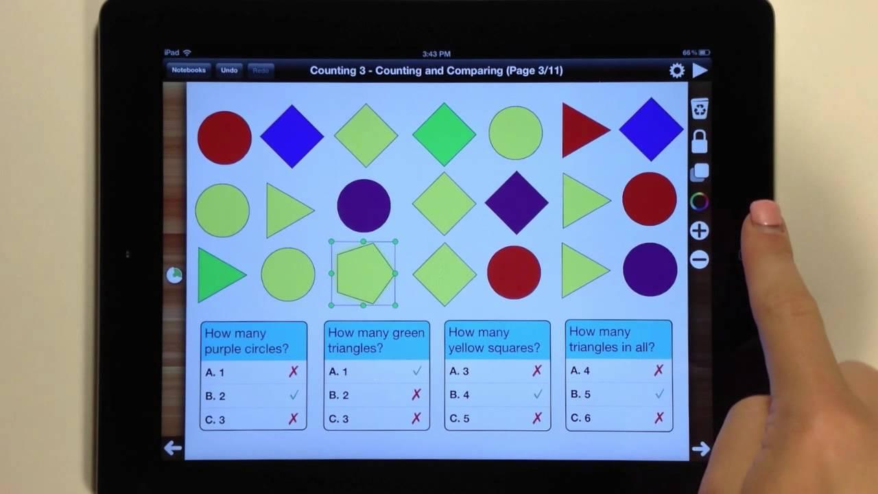 10 ứng dụng toán dạy trẻ các khái niệm số (Ảnh: YouTube)