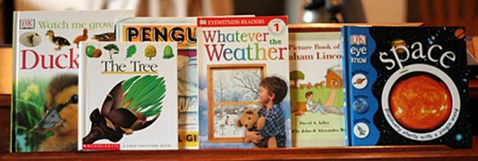 Cách chọn và đọc sách giúp trẻ mở rộng kiến thức nền (Ảnh: Kellys Thoughts On Things)