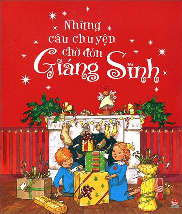 Sách Giáng sinh siêu đáng yêu cho bé (Ảnh: NXB Kim Đồng)