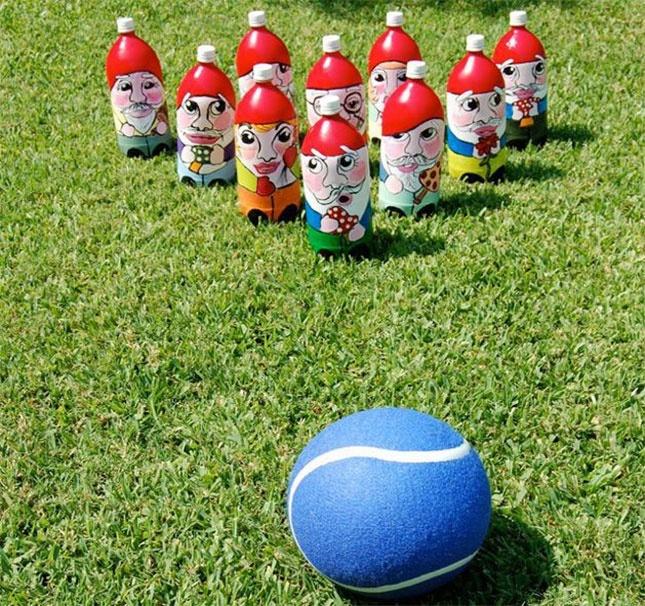 Trò chơi mùa hè cho bé (Ảnh: Brit.co)