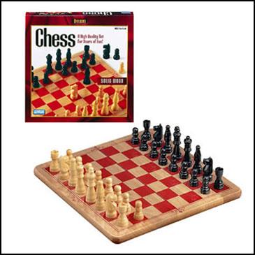 Cờ vua - 10 trò chơi board games kinh điển được trẻ em Mỹ mê mẩn (Ảnh: Teacher Vision)