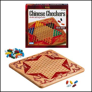 Chinese Checker - 10 trò chơi board games kinh điển được trẻ em Mỹ mê mẩn (Ảnh: Teacher Vision)