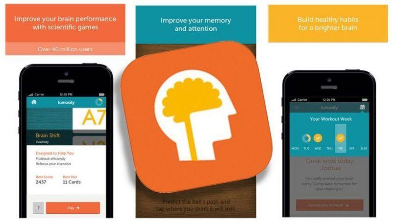 Thầy giáo Mỹ chia sẻ 10 ứng dụng cải thiện khả năng ghi nhớ (Ảnh: Top Apps Like)