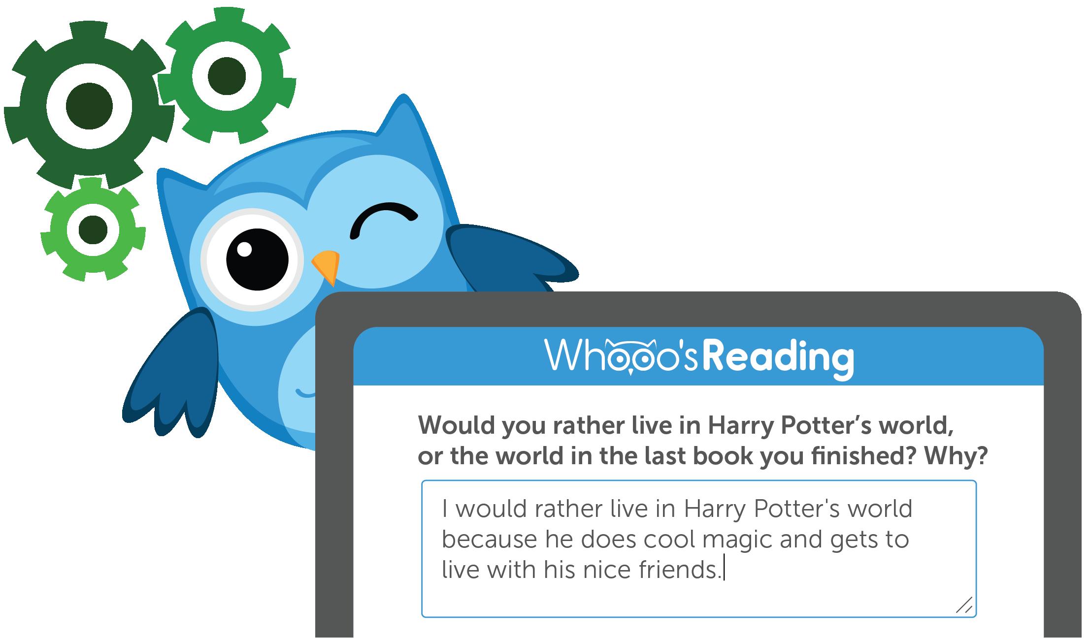 Ảnh: Whooo's Reading